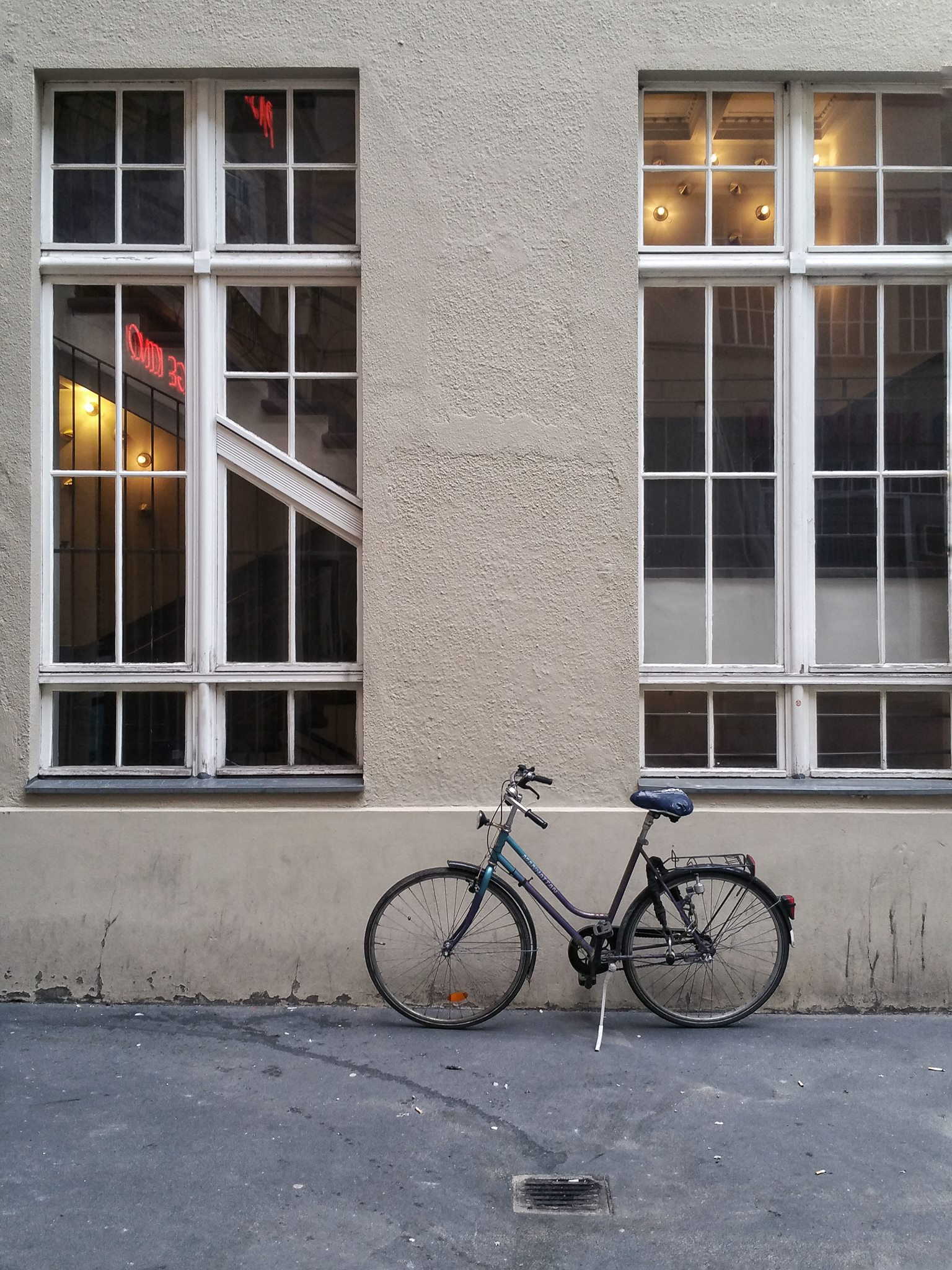 Bycicle Window Neuköllner Oper