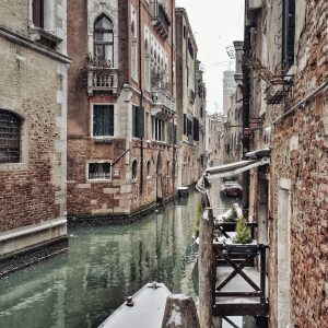Venice in Winter © Anne Seubert