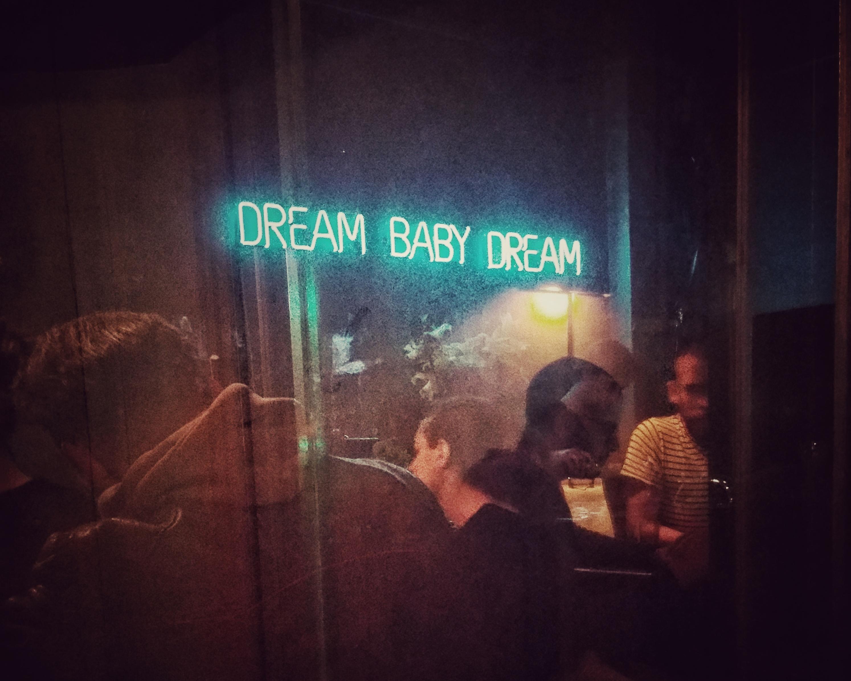 Dream Baby Dream | © Anne Seubert