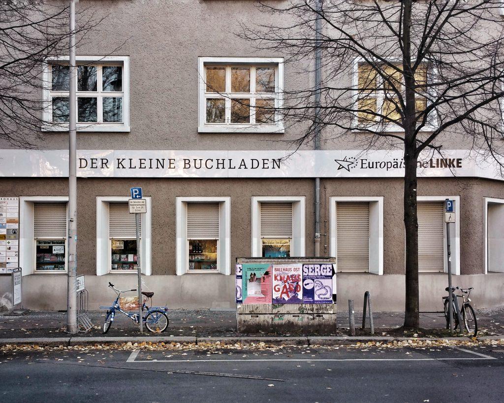 Der kleine Buchladen, Berlin | © Anne Seubert
