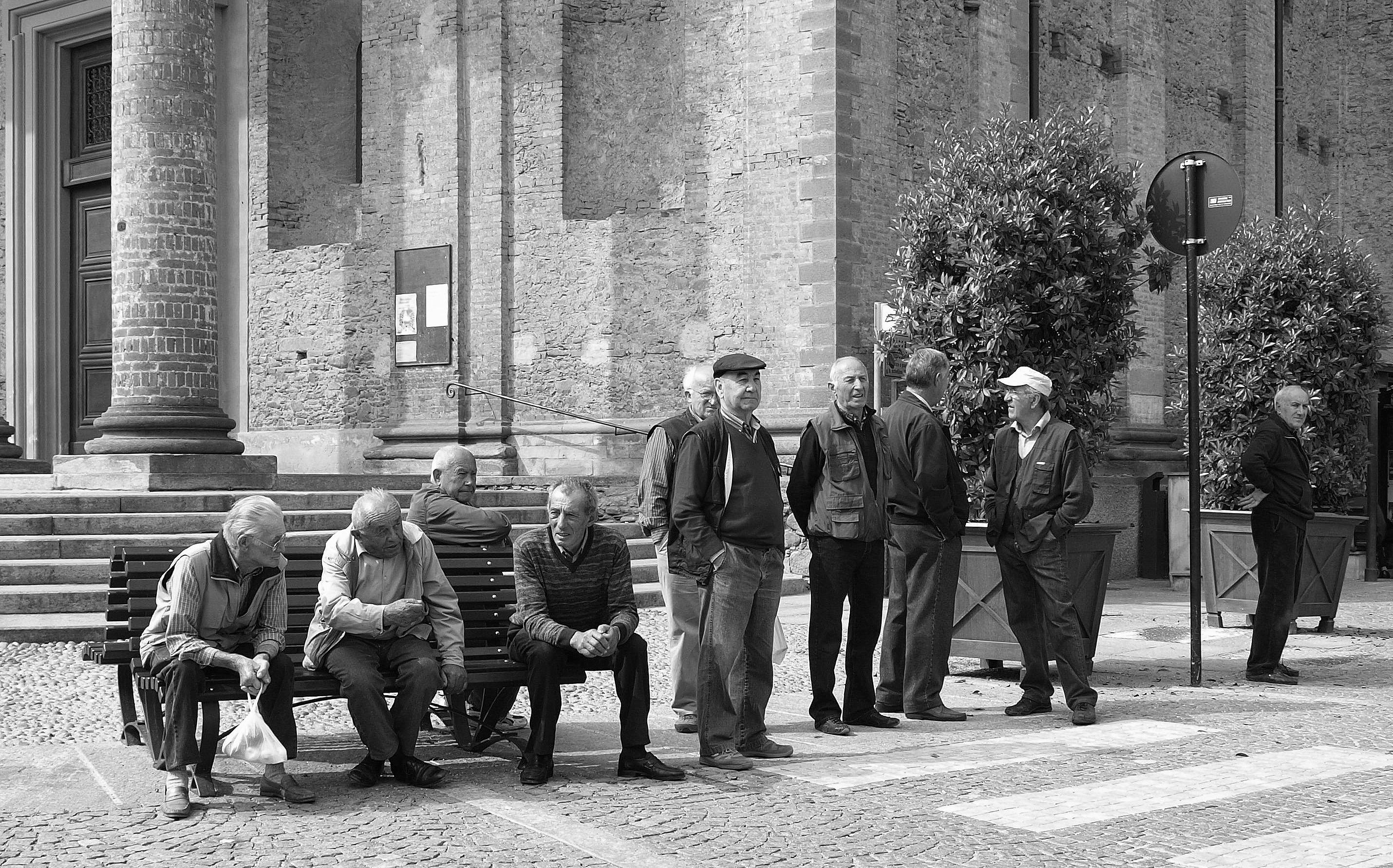 Uomini del Piemonte | © Anne Seubert
