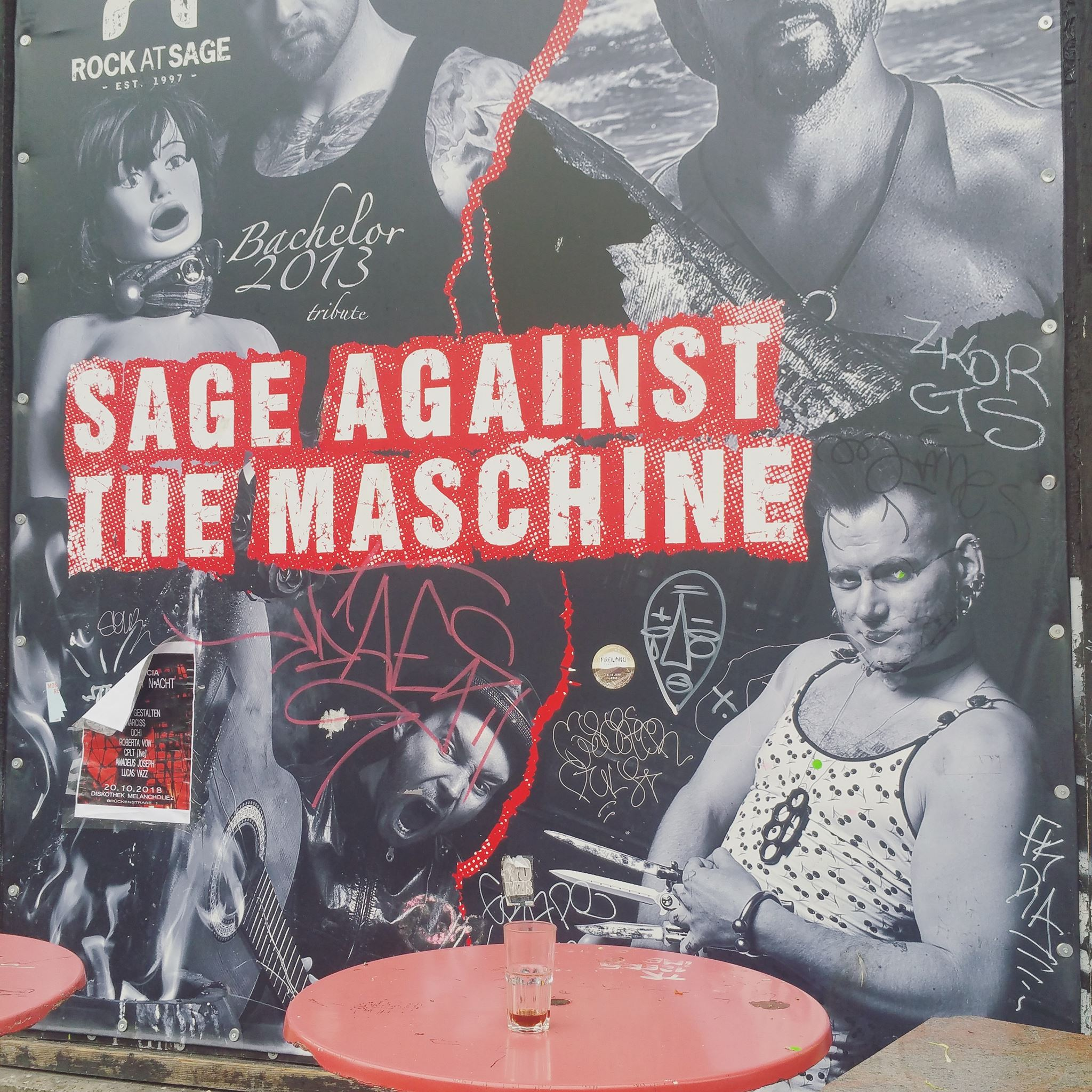Sage against the Machine  | © Anne Seubert