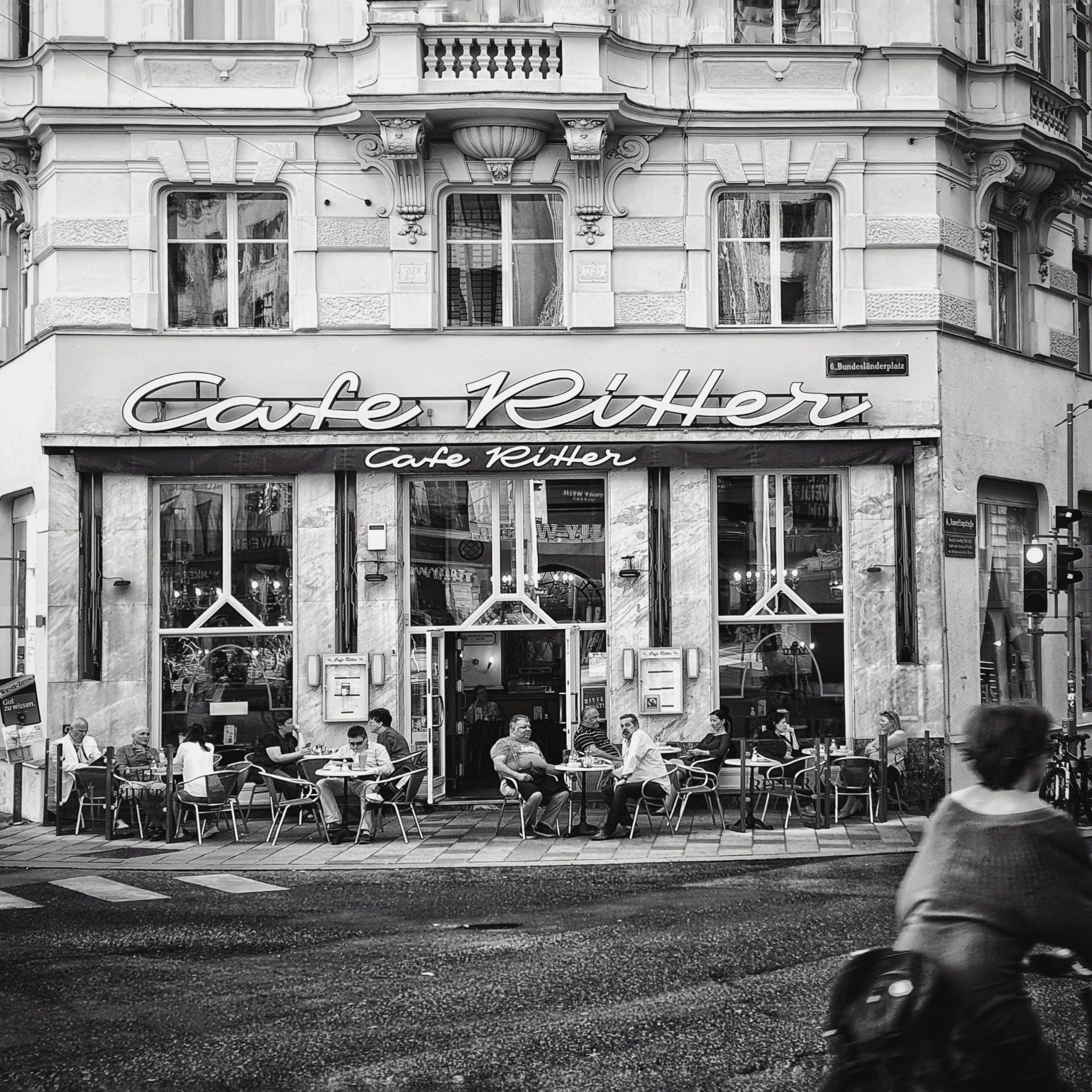 Cafe Prücker, Wien |© Anne Seubert