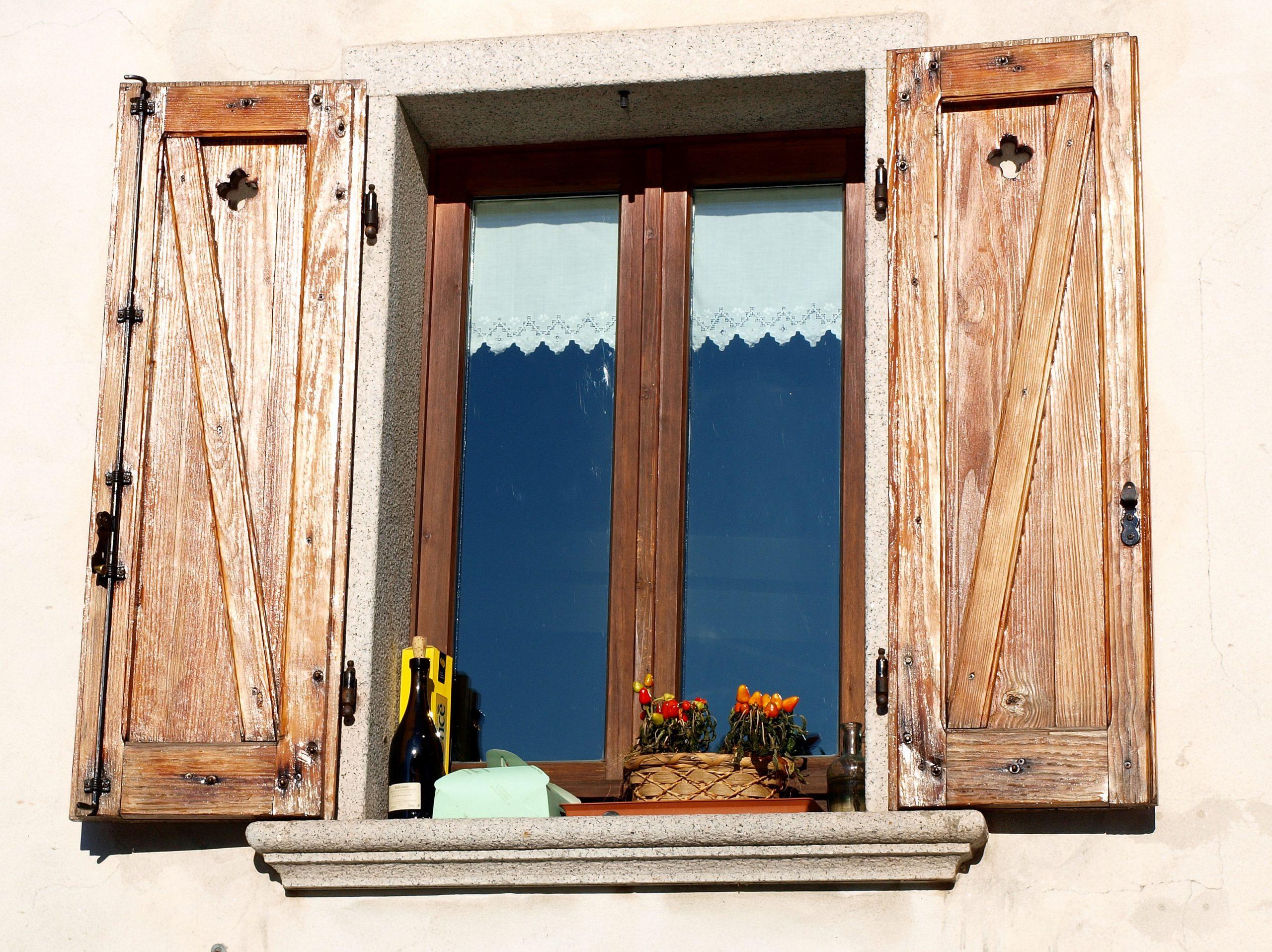 Am offenen Fenster |©Anne Seubert
