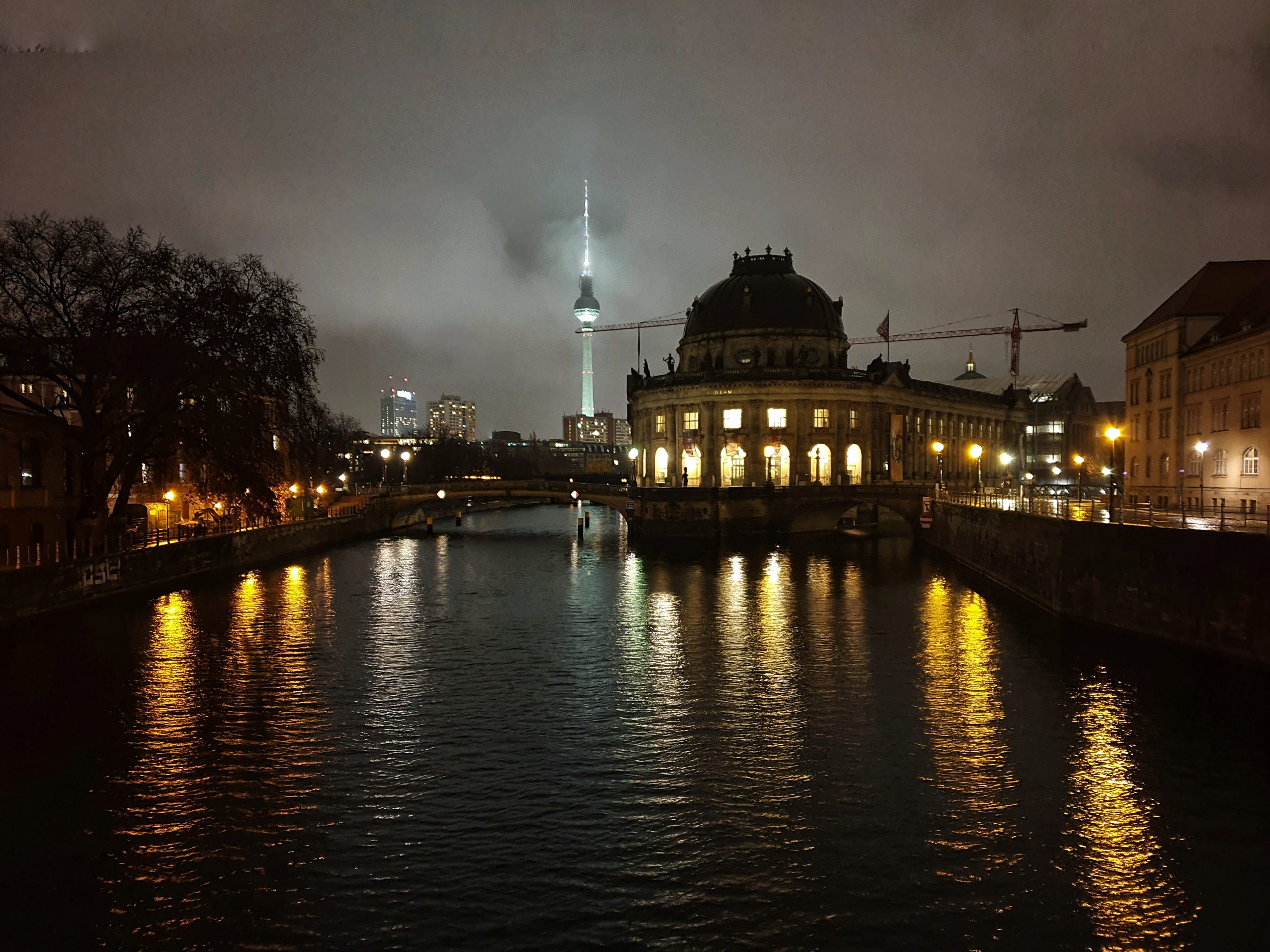 Night and Berlin